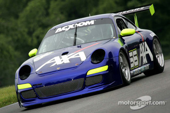 #66 TRG Porsche GT3: Duncan Ende, Spencer Pumpelly