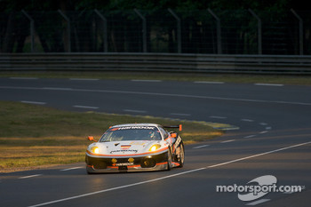 #89 Hankook Farnbacher Ferrari F430 GT: Dominik Farnbacher, Allan Simonsen, Christian Montanari