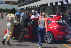 Marin Colak, Colak Racing Team Ingra, Seat Leon 2.0 TFSI with problems