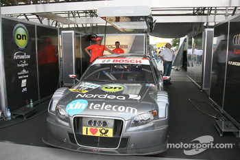 Car of Christian Bakkerud, Futurecom-TME, Audi A4 DTM