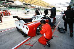 #69 Thunder Asia Mosler MT900R: Melvin Choo, Martin Short