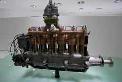 1912 6-cylinder Flugmotor