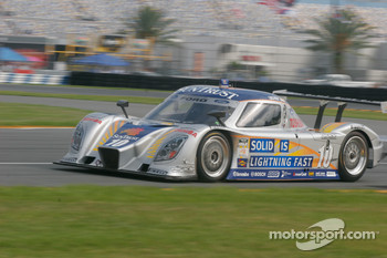#10 SunTrust Racing Ford Dallara: Max Angelelli, Brian Frisselle