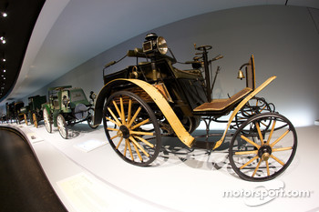 The pionners and the invention of the automobile: 1899 Benz Dos-à-Dos