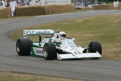 Alan Jones, Williams Cosworth FW07 1980