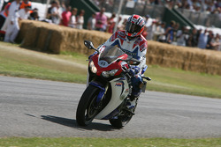 Mick Doohan, Honda CBR1000RR Fireblade 2009