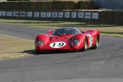 David Franklin, Ferrari 312 P 1969