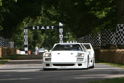 Ferrari F40 1992, Chris Evans' Magnificent 7
