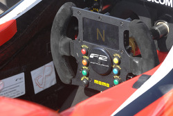 Formula Two steering wheel