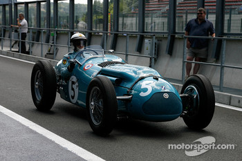 #5 Richard Pilikington (GB) Talbot-Lago T25, 1950, 4500cc as driven by Louis Rosier