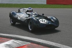#40 Wulf Goetze (D) Cooper T40, 1955, 2000cc