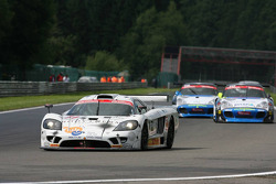#11 Full Speed Racing Team Saleen S7 Twin Turbo: Robert Dierick, Carlo Van Dam, Arjan van der Zwaan, Rob van der Zwaan