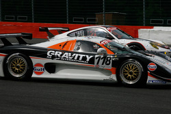 #118 Gravity Racing International Mosler MT 900: Vincent Radermeker, Ho-Pin Tung, Loris de Sordi, Jacques Villeneuve; #60 Prospeed Competition Porsche 911 GT3 RS: Emmanuel Collard, Richard Westbrook, Darryl O'Young, Sean Edwards