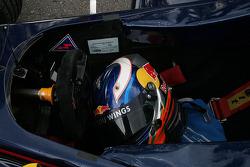 Daniel Ricciardo's office