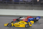 Hideki Mutoh, Andretti Green Racing runs with Will Power, Team Penske