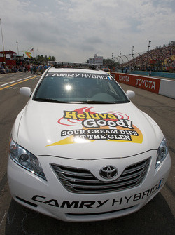 Heluva Good! pace car