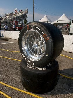 Cooper tires ready to go