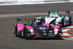 #24 Oak Racing Pescarolo - Mazda: Jacques Nicolet, Richard Hein
