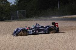 #41 G.A.C. Racing Team Zytek 07S - Zytek: Karim Ojjeh, Claude-Yves Gosselin, Philipp Peter
