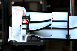 Force India F1 Team, front wing