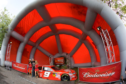 Budweiser fan zone
