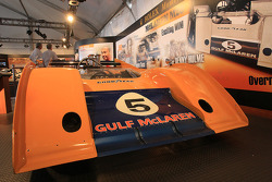 Special presentation: Rolex Moments in Time display, 1972 McLaren M20