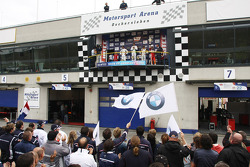Augusto Farfus, BMW Team Germany, BMW 320si 1st place