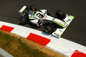 Jenson Button, BrawnGP, BGP001