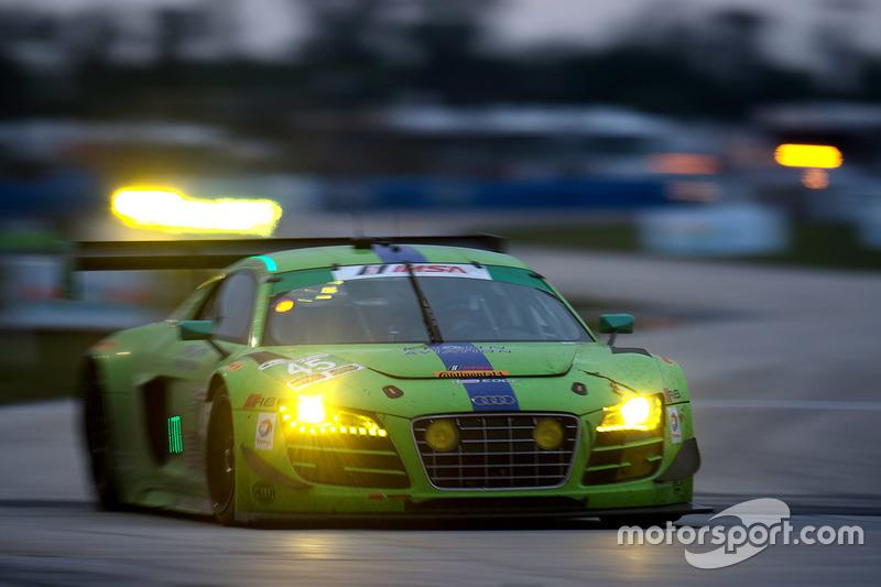 Flying Lizard Motorsports Profile Page History News