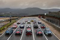 Rallycross-WM Fotos - Gruppenfotos der Fahrzeuge