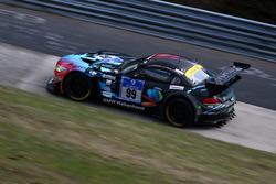 #99 Walkenhorst Motorsport powered by Dunlop, BMW Z4 GT3: Henry Walkenhorst, Peter Posavac, Daniela Schmid