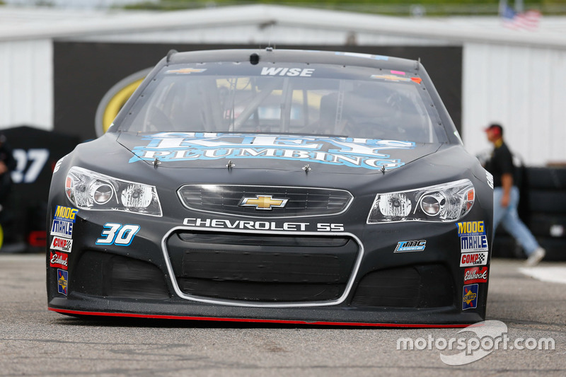 26. Josh Wise, The Motorsports Group, Chevrolet