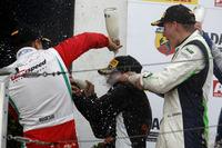 Formula 4 Photos - Podium: Juan Manuel Correa, Prema Powerteam ; Joseph Mawson, Van Amersfoort Racing ; Kim-Luis Schramm, US Racing