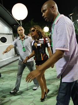 Beyonce Knowles Singer