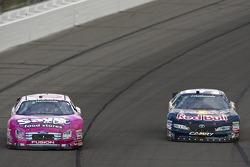 Scott Speed and Carl Edwards