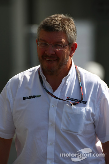 Ross Brawn, Brawn GP, Team Principal
