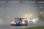 Pace laps: #7 Oreca Matmut AIM Oreca 01 - AIM: Olivier Panis, Nicolas Lapierre, Romain Dumas