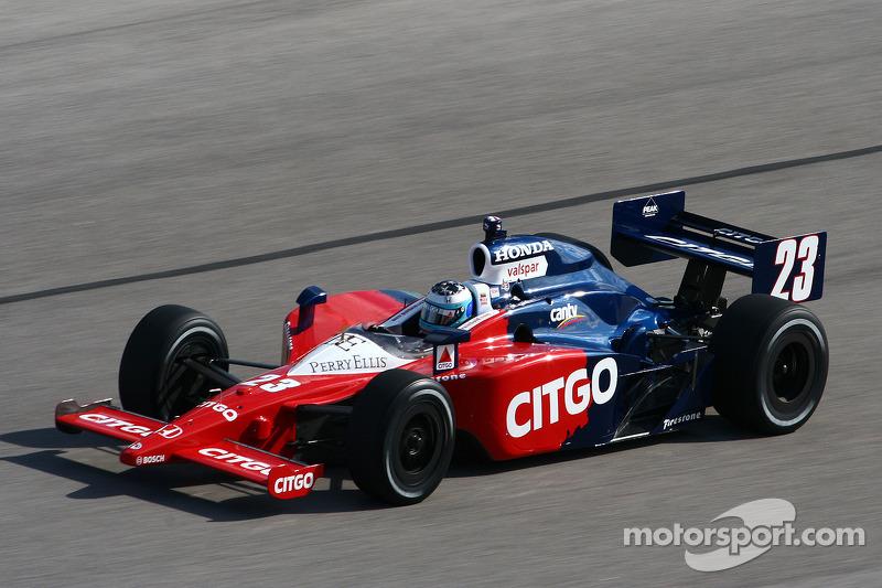 Milka Duno, Dryer & Reinbold Racing