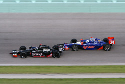 Marco Andretti, Andretti Green Racing, Mike Conway, Dreyer & Reinbold Racing