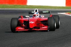 #25 Karl-Heinz Becker, Becker Motorsport, WS Dallara Nissan 3.4 V6