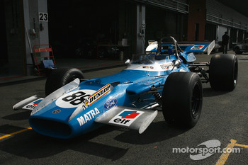 #88 Simon Hadfield's Matra MS80