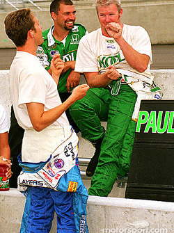 Greg Moore and Paul Tracy
