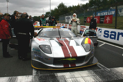 #40 Marc VDS Racing Team Ford GT