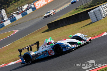 #17 Sora Racing Pescarolo Judd: Christophe Tinseau, Shinji Nakano