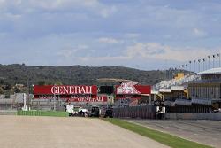 Valencia circuit preparation