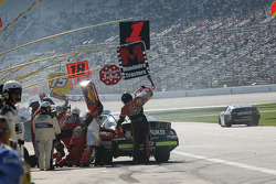Pit stop for James Buescher