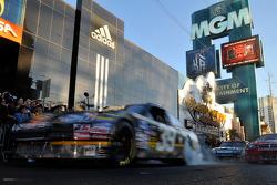 Top 12 victory lap parade: Ryan Newman, Stewart-Haas Racing Chevrolet