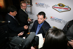 Myers Brothers Awards: Tony Stewart, Stewart-Haas Racing Chevrolet