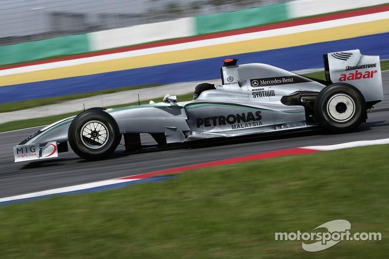 Mercedes-Designstudie: So könnte das Mercedes-Werksauto in der Formel 1 aussehen
