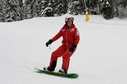 Wrooom 2010: Press Ski Meeting, Madonna di Campiglio